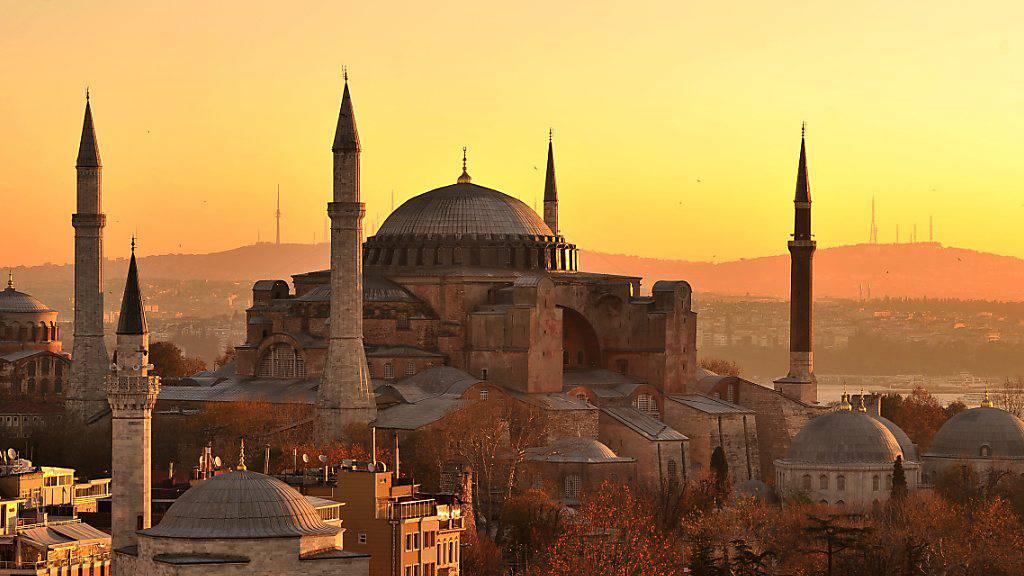 Hagia Sophia öffnet als Moschee - Feierlichkeiten beginnen