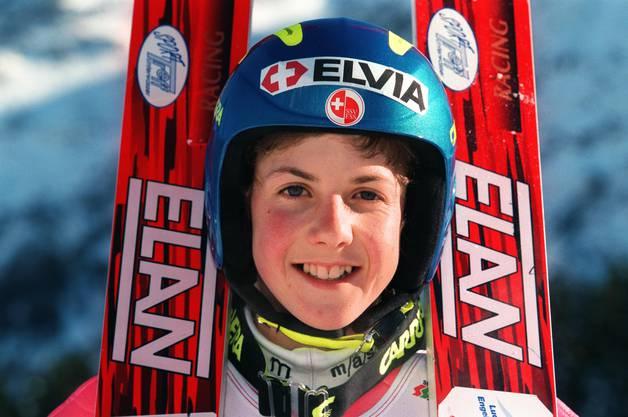 Der Anfang: Mit 16 in den Weltcup und als jüngster Schweizer Olympiateilnehmer in Nagano.