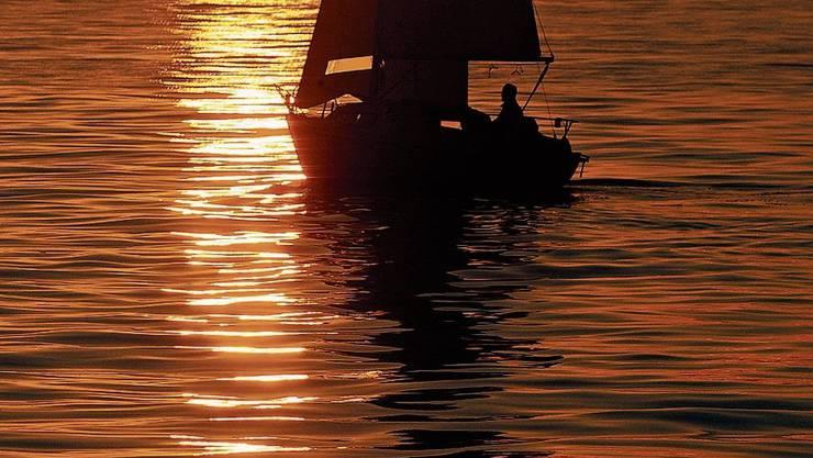 Die Schweizer Bootsbranche fährt unter vollen Segeln. Bild: Urs Jaudas