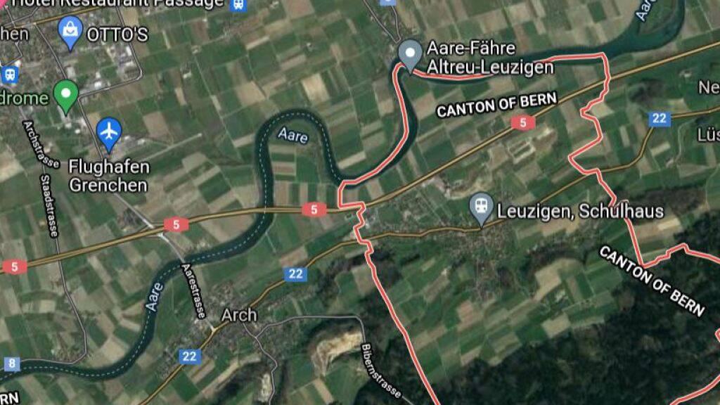 Zwei Kinder sterben bei Brand im Kanton Bern