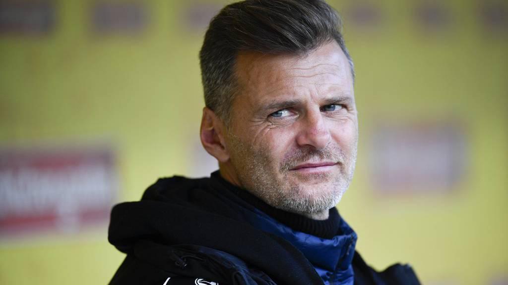 «Tranquillo ist die grosse Fussball-Figur in der Ostschweiz», sagt FCSG Sportchef Alain Sutter.
