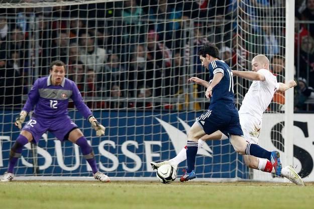 Messi bringt Argentinien 2:1 in Führung