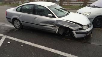 Unfall auf der A1 Raststätte Deitingen Nord