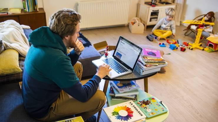 Wer im Home Office arbeitet, hat unter Umständen Anspruch auf Entschädigung.
