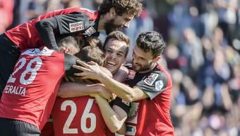 Der FC Aarau erhält die SFL-Lizenz für Challenge und Super League.