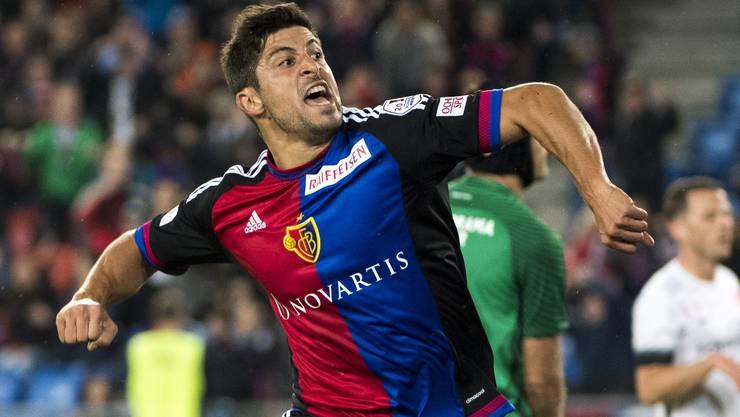 Dank Davide Callà ging der FCB nicht als Verlierer vom Platz.