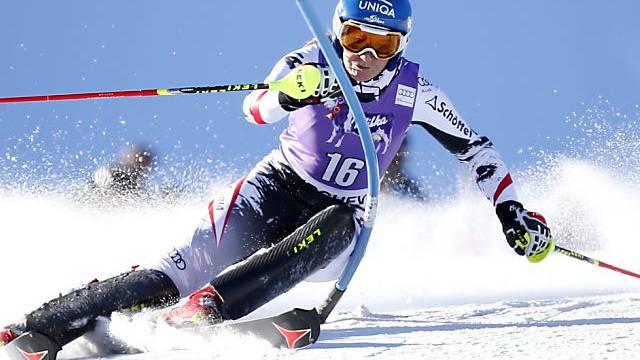 34. Slalom-Sieg für Marlies Schild