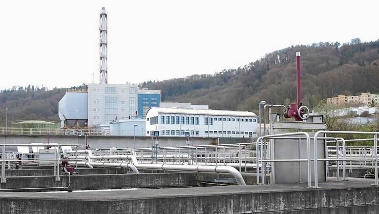 Die Abwasserreinigungsanlage (ARA) Laufäcker in Turgi bleibt, wie sie ist.