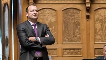 SVP-Nationalrat Thomas Matter: «Keine SVP-Profilierungskampagne.»