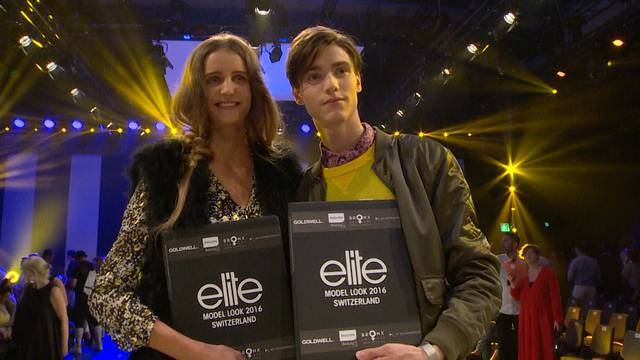 Impressionen vom Elite Model Look Contest 2016