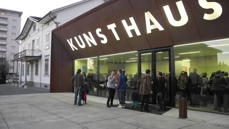 Das Kunsthaus Grenchen erhält einen Beitrag von 90 000 Franken an die Aktivitäten 2014.