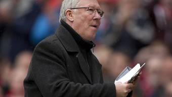 Ferguson verabschiedet sich mit Sieg von den Fans im Old Trafford