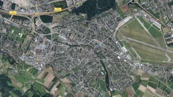 Das Budget der Stadt Dübendorf sieht ein Defizit vor.