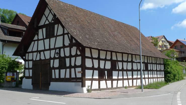Museum Trotte im Ort Mellstorf