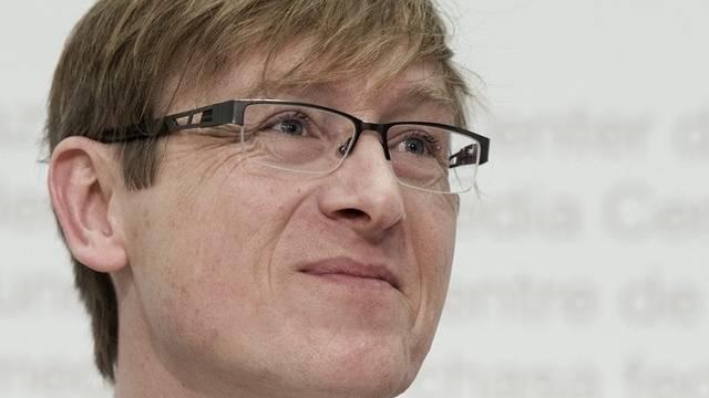 Preisüberwacher Stefan Meierhans (Archiv)