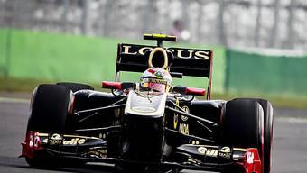 Das Renault-Team tritt im kommenden Jahr unter dem Namen Lotus an