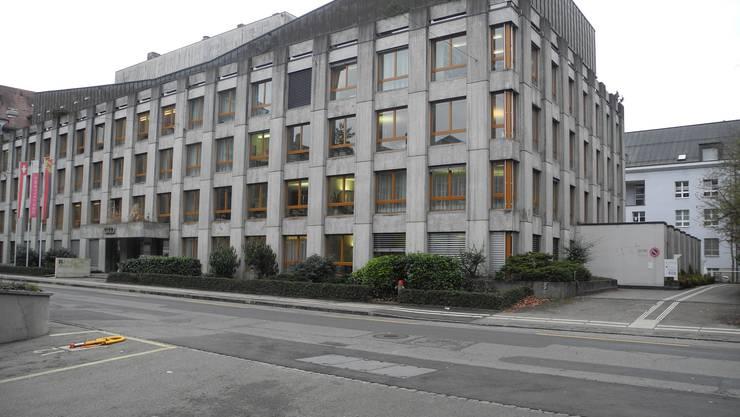 In diesem Gebäude befindet sich der Sitz der Albrecht-Haller-Loge in Bern.