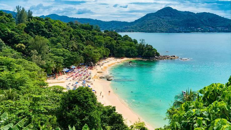 Platz 7: Phuket