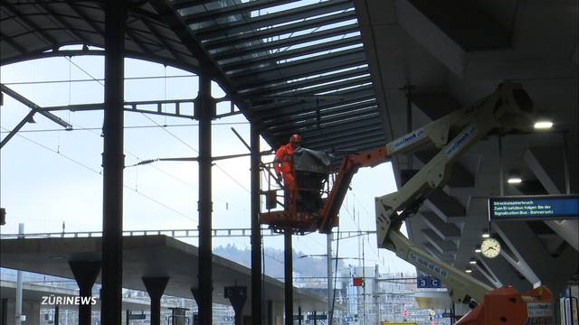 Bahnhof Luzern ist lahmgelegt