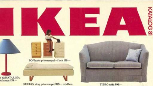 Aus welchem Jahr stammt dieses Ikea-Möbel?