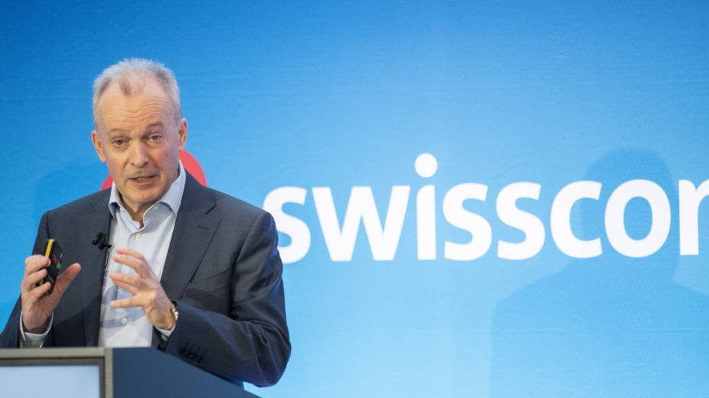 Swisscom macht 2020 weniger Umsatz und Gewinn