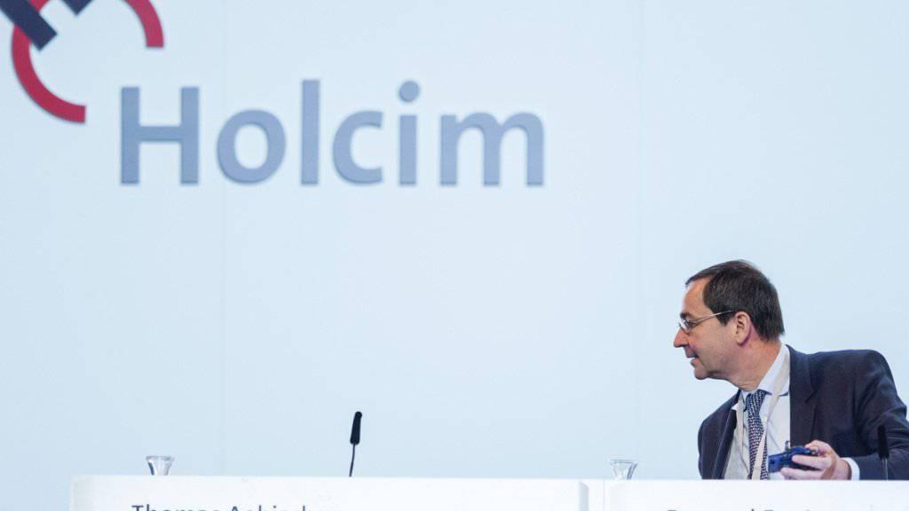 Der ehemalige Holcim-Chef Bernard Fontana wechselt zum französischen Atomkonzern Areva. (Archiv)