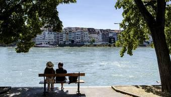 Ein schönes Plätzli: Die Hoteliers hoffen, dass Basel in diesem Sommer vermehrt Freizeittouristen anlockt.