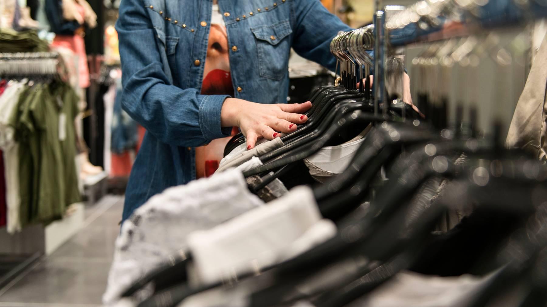 Die Aussichten für den Detailhandel sind nach der Öffnung der Geschäfte weiter trüb.