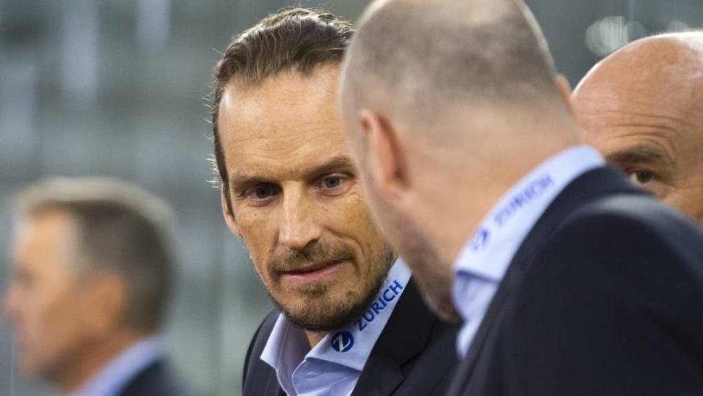Die Taktik von Nationaltrainer Patrick Fischer und seiner Crew ging auch im zweiten Test gegen Lettland auf