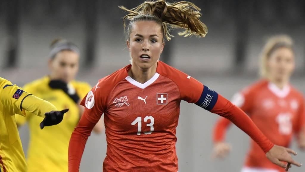 Lia Wälti plädiert für Abbruch der Fussball-Saison