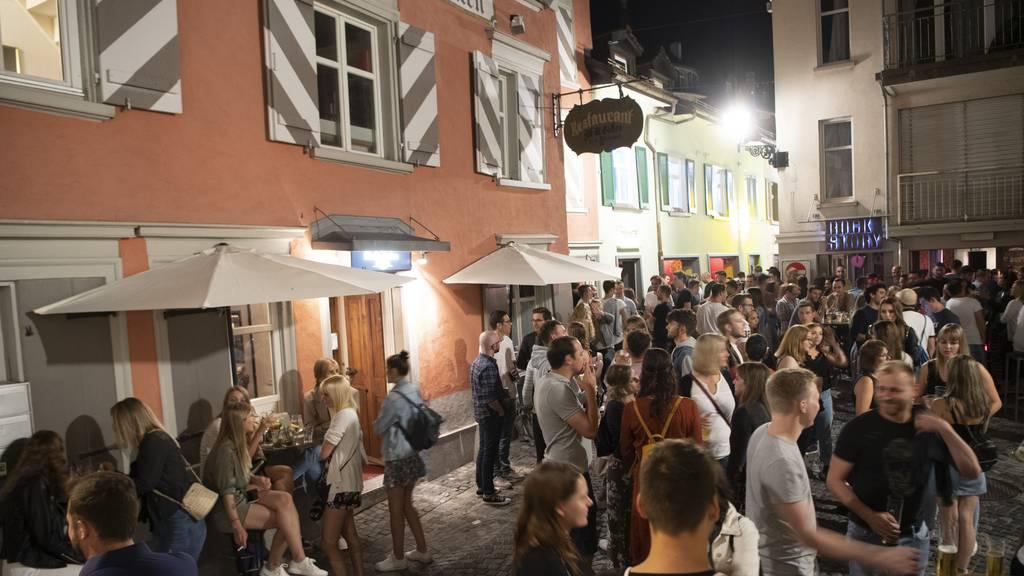Über 30 Lärmklagen: Partygäste machen Innenstadt unsicher