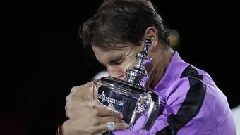 Nadal gewinnt in New York seinen 19. Grand-Slam-Titel