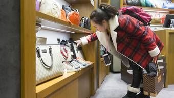 Luxusgüter dürften laut einer Studie im laufenden Jahr wieder mehr Kunden finden. (Archiv)
