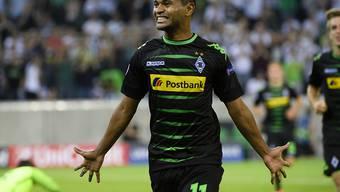 Raffael hatte mit drei Toren massgeblichen Anteil am 6:1-Kantersieg von Borussia Mönchengladbach gegen die Young Boys