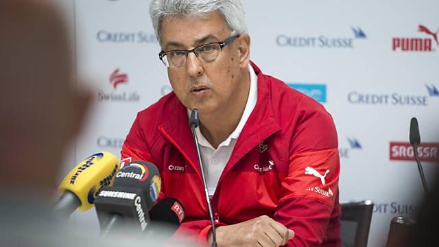 Der Nationalteam-Delegierte Peter Stadelmann in Weggis im Fokus