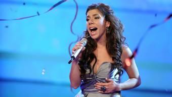 """Begeisterte 2010 mit ihrer Soulstimme in der deutschen Castingshow """"X Factor"""" alle: Edita Abdieski."""