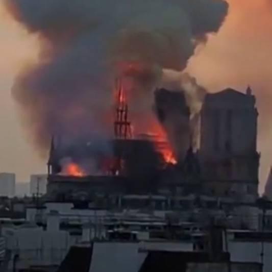 Pariser Notre-Dame wird nie mehr wie früher sein