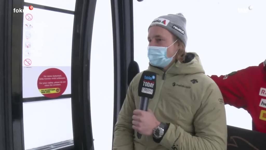Skirennfahrer Marco Odermatt