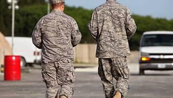US-Soldaten auf Guantànamo (Archiv)