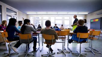 So viele Personen wie noch nie wollen sich als Lehrer ausbilden lassen.