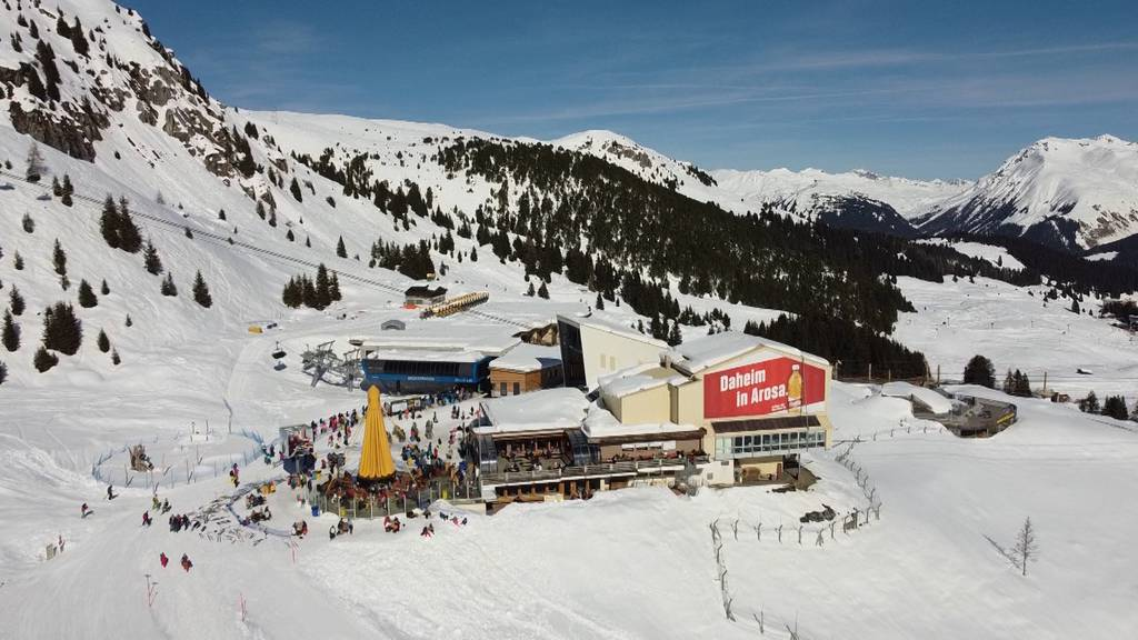 Skiferienreport aus Arosa: Teil 1