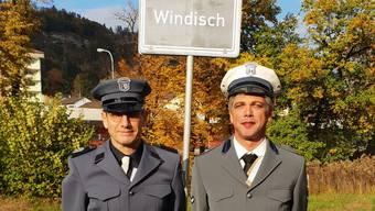 Grenzbummel - Das Theaterprojekt Heimat 52 veranstaltet im Rahmen seiner Crowdfunding Aktion einen Geschichtenbummel entlang der Grenze zwischen Brugg und Windisch.