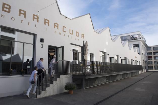 Die Brasserie wurde im Juni 2017 eröffnet. Auch sie befindet sich neu im Gault Millau – mit 13 Punkten.