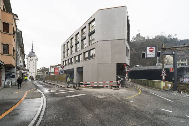 Der Spatenstich für den Neubau fiel im September 2016, die Bauzeit hat rund zweieinhalb Jahre gedauert.