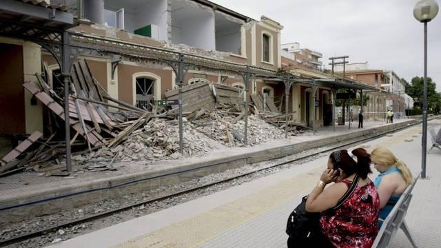 Zerstörung überall nach dem Erdbeben in der spanischen Stadt Lorca (Archiv)