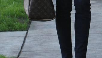 Immer mehr Louis-Vuitton-Taschen werden in China getragen.  KEYSTONE