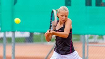 Die Seengerin Sophie Lüscher wird an der Swiss Junior Trophy in Oberentfelden in der Kategorie U16 an den Start gehen.
