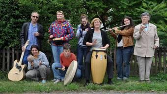 Die preisgekrönte Jabahe-Band spielt am Sonntag anlässlich des Sonbre-Fests auf.