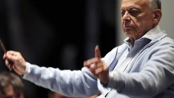 Maazel starb 84-jährig in den USA
