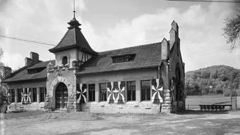 Seit 2010 steht das Schützenhaus unter Denkmalschutz, derzeit entstehen Wohnungen darin.